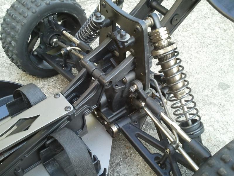 [VENDS] NINCO E MAXIM TT 1/5 BRUSHLESS 4x2s 5000 mha  2012-024