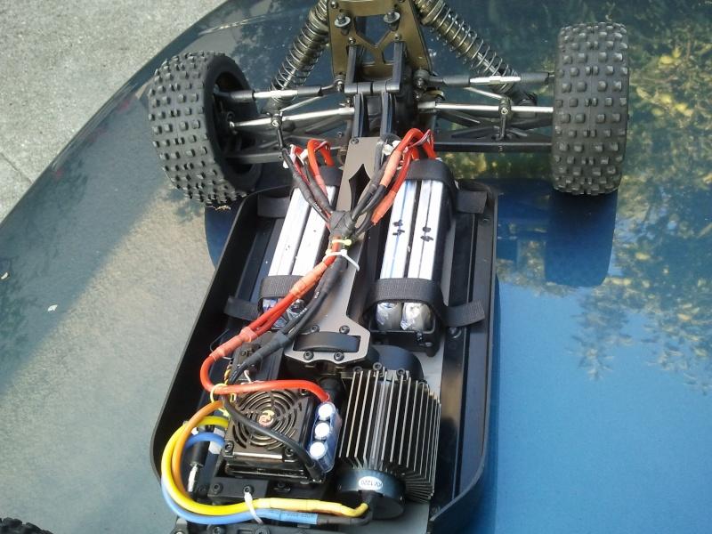 [VENDS] NINCO E MAXIM TT 1/5 BRUSHLESS 4x2s 5000 mha  2012-034