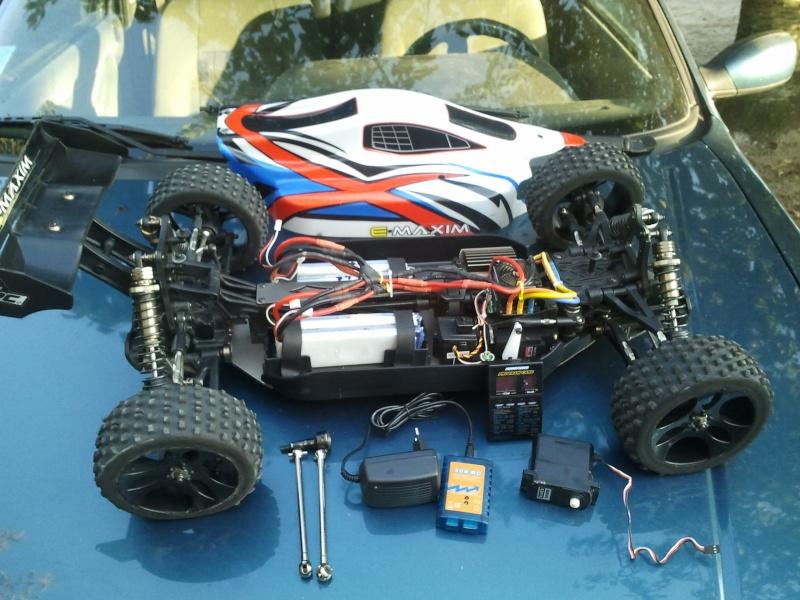 [VENDS] NINCO E MAXIM TT 1/5 BRUSHLESS 4x2s 5000 mha  2012-042