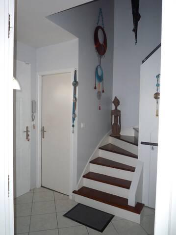 Mon Escalier En Bois Apres Renovation Peinture P 3