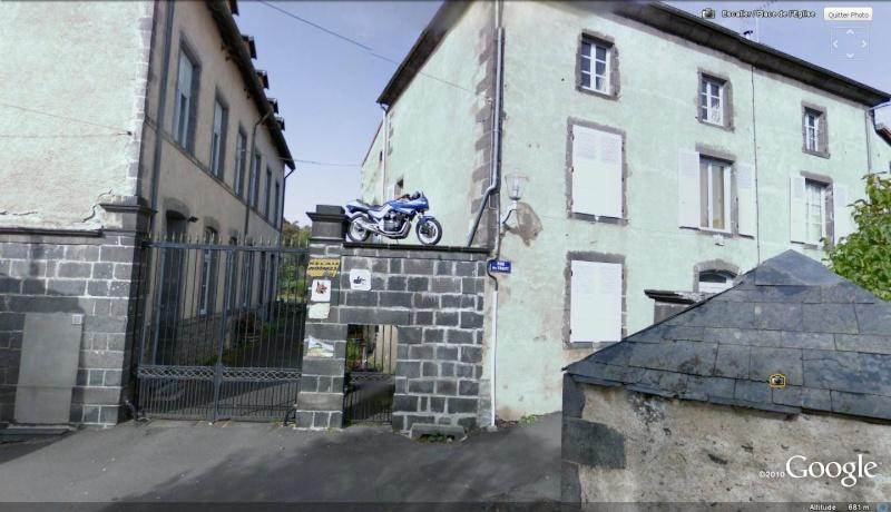 STREET VIEW : Les motos en tout genre ! - Page 3 Belle_10