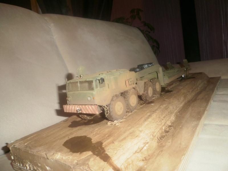 Maz 537 porte chars P8270015