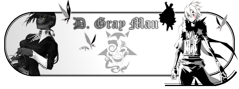 D-Gray Man RPG