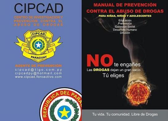 Manual de Prevención Contra el Abuso de Drogas. 2.010 Foro13