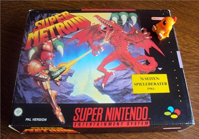 Ma p'tite collec Game Boy / Nintendo / SNK / ARCADE.. [MAJ mai 2013] Metroi10