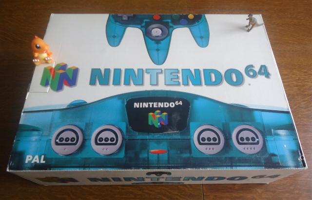 Ma p'tite collec Game Boy / Nintendo / SNK / ARCADE.. [MAJ mai 2013] N64_cl10
