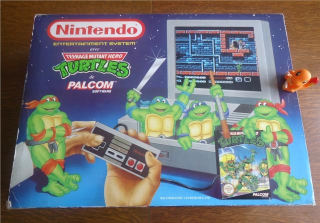 Ma p'tite collec Game Boy / Nintendo / SNK / ARCADE.. [MAJ mai 2013] Nes_tu10