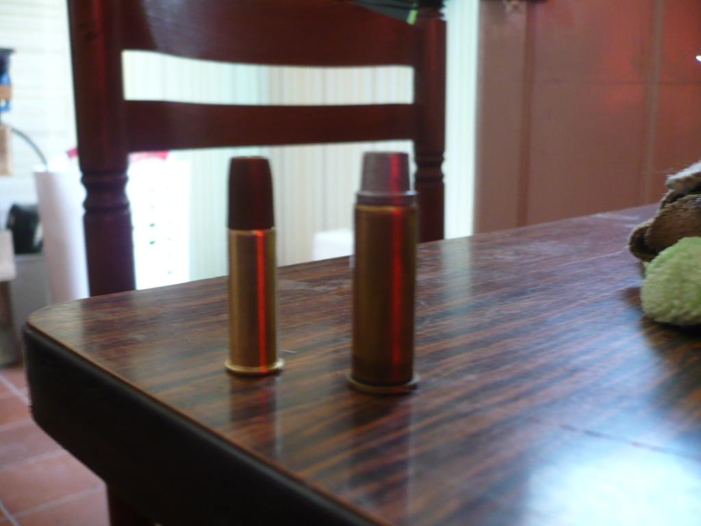 "Comparatif Dan Wesson 6"" vs .44 MAGNUM 4"" P1020537"