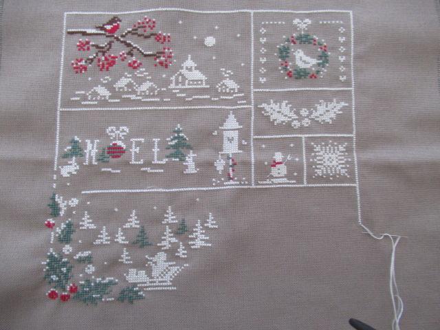 couleur d'étoile Au fil de de Noël terminé 4zome_13