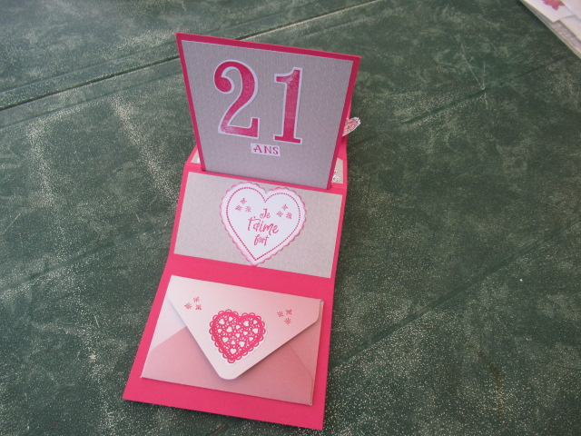 petites boites cadeau et cartes  les dernières de janvier 2021 Img_5616