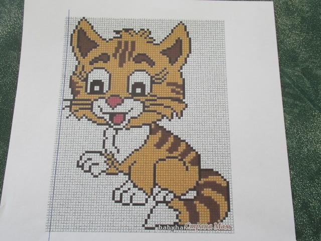 Bébé chat ou bébé tigre? Img_7911