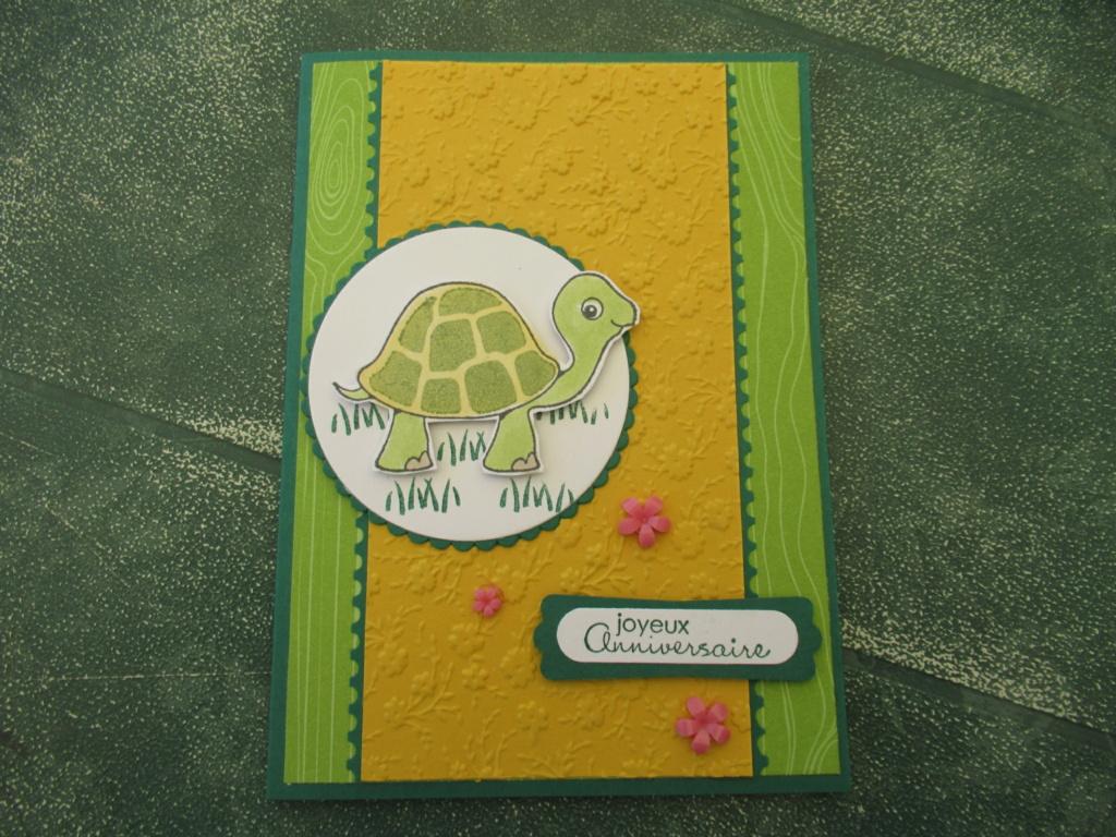 Quelques cartes avec nos amies tortues Img_8913