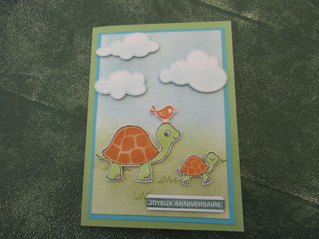 Quelques cartes avec nos amies tortues Img_8914