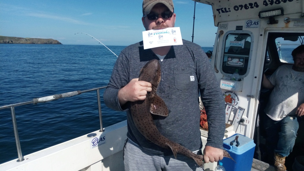 2019 ELAS BUSINESS SUPPORT SPONSORED FISHING FESTIVAL REPORT   Dsc_0225