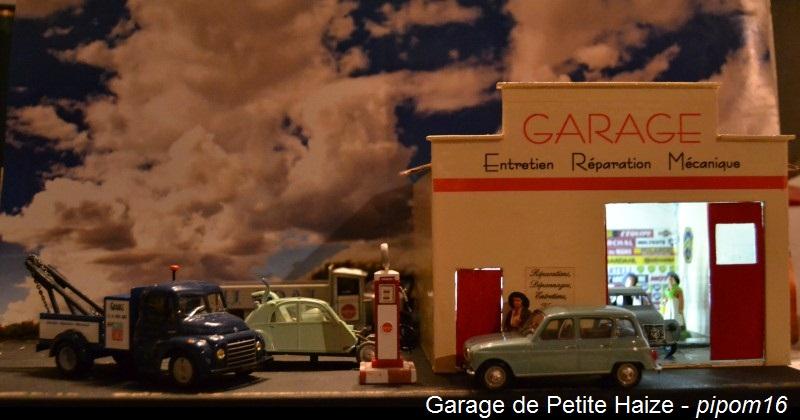Voitures miniatures II... - Page 40 Garage10