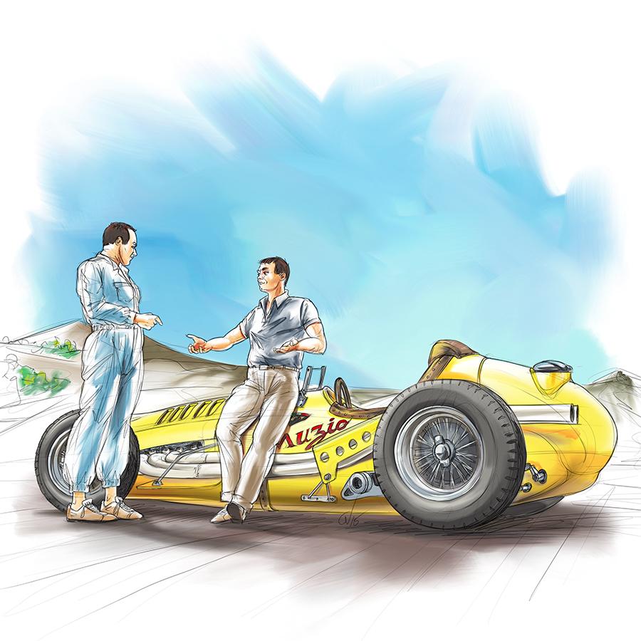 le sport auto  et l'art - Page 34 Muzzio10
