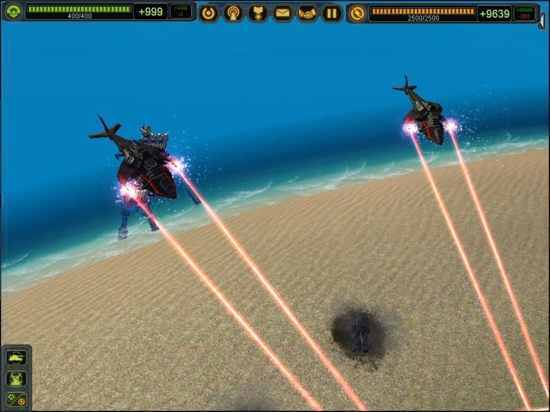 Alien Nation's Unit Additions Mod Stingr11