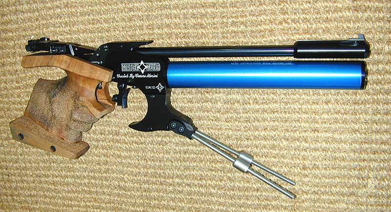 Mon nouveau Pistolet MG1 Cesare Morini (PCP) Mg1-bl10