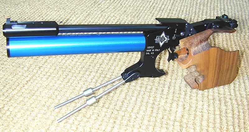 Mon nouveau Pistolet MG1 Cesare Morini (PCP) Mg1-bl11