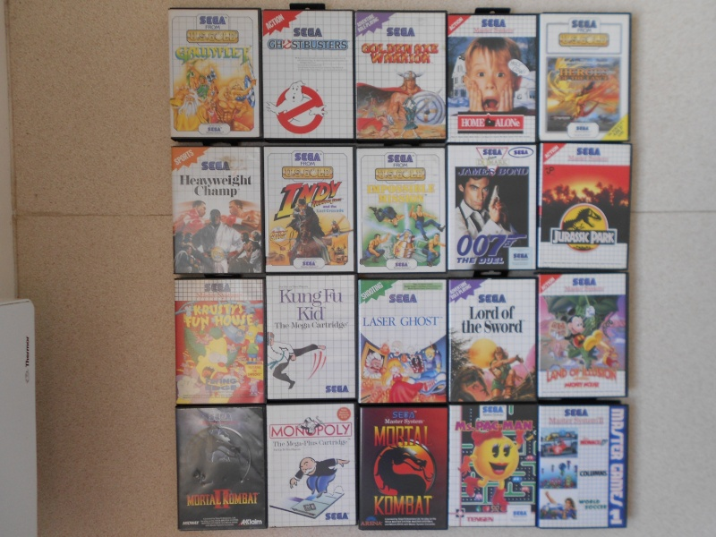 Warriors 33 Collection Sega master System  Photo_24