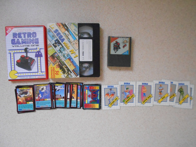 Warriors 33 Collection Sega master System  Photo_61