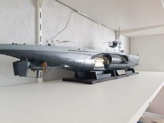 U-BOOT U96 par Patrick67 20210517