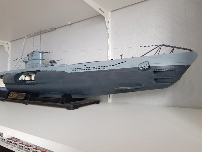 U-BOOT U96 par Patrick67 20210526