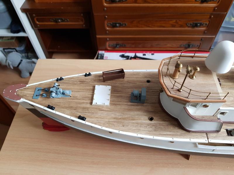 Calypso (restauration Billing Boats 1/45°) par patrick67 20210533