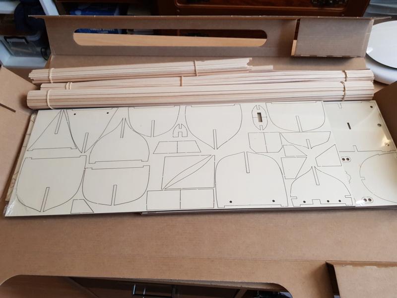 Kit 3-Mâts Endurance OcCre 1/70° 20210712