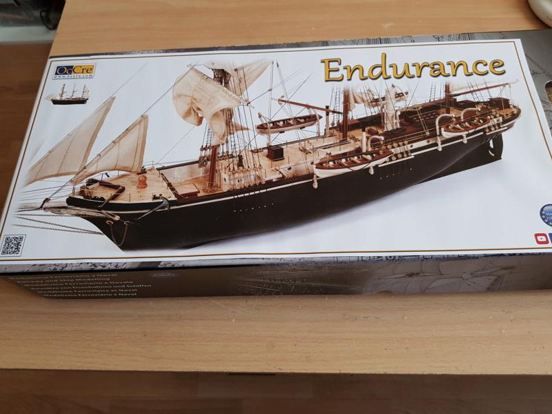 Kit 3-Mâts Endurance OcCre 1/70° 20210714