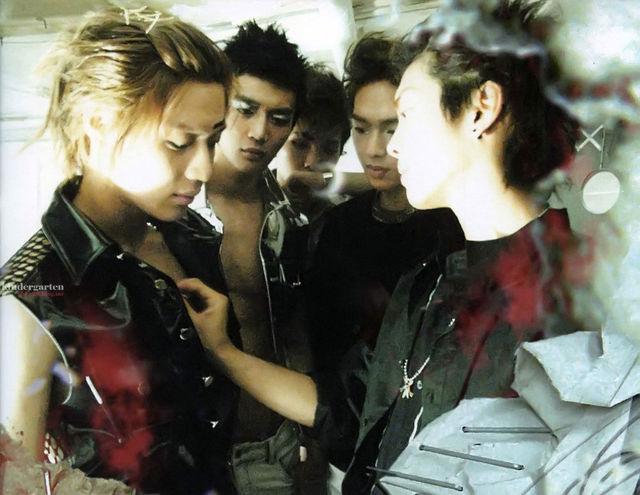 """[PICS OFFICIAL]0071910 photoshoot des SHINee pour leur album """"lucifer"""" 54903812"""