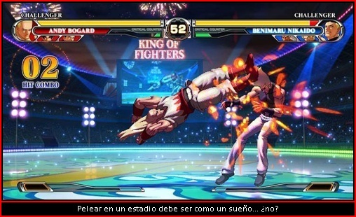 The King Of Fighters XII Andybe10
