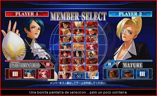The King Of Fighters XII Selecc10