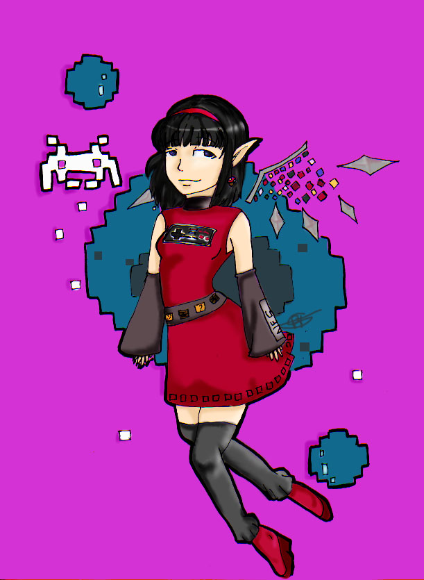 Mes choses à moi [Ayumi-chan] Pixel_10