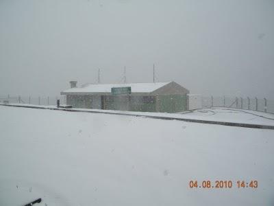 Il Sud America nella morsa del gelo Neve110