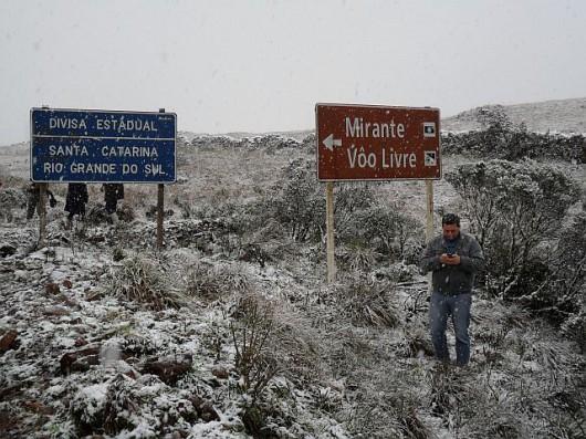 Il Sud America nella morsa del gelo Notici10