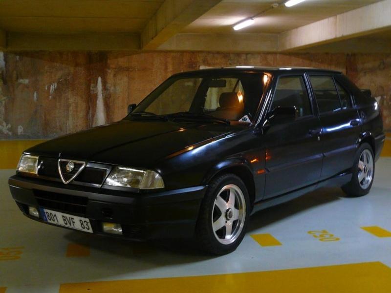 L' Alfa Romeo  33 16V QV d ' Alfiste3316V  P1060012