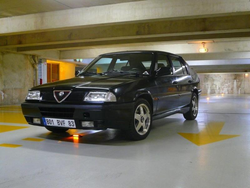 L' Alfa Romeo  33 16V QV d ' Alfiste3316V  P1060013