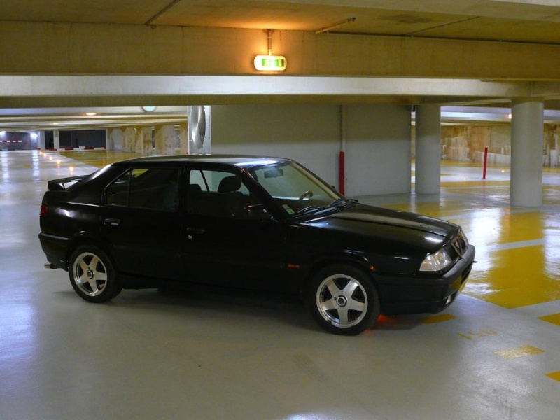 L' Alfa Romeo  33 16V QV d ' Alfiste3316V  P1060014