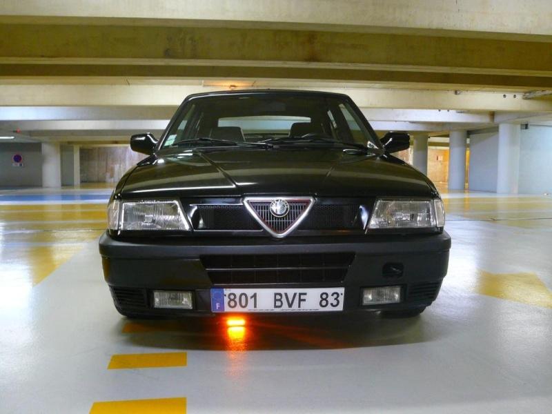 L' Alfa Romeo  33 16V QV d ' Alfiste3316V  P1060015