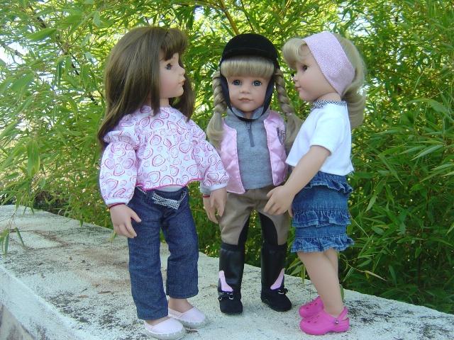 Les poupées Götz: Sarah, Hannah etc... Dsc02011