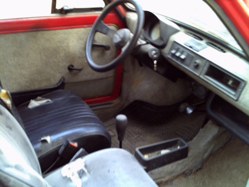 Restauro Fiat 126 Personal 4 Pict0049