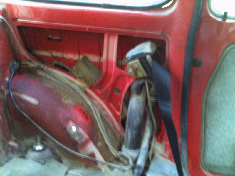 Restauro Fiat 126 Personal 4 Pict0059