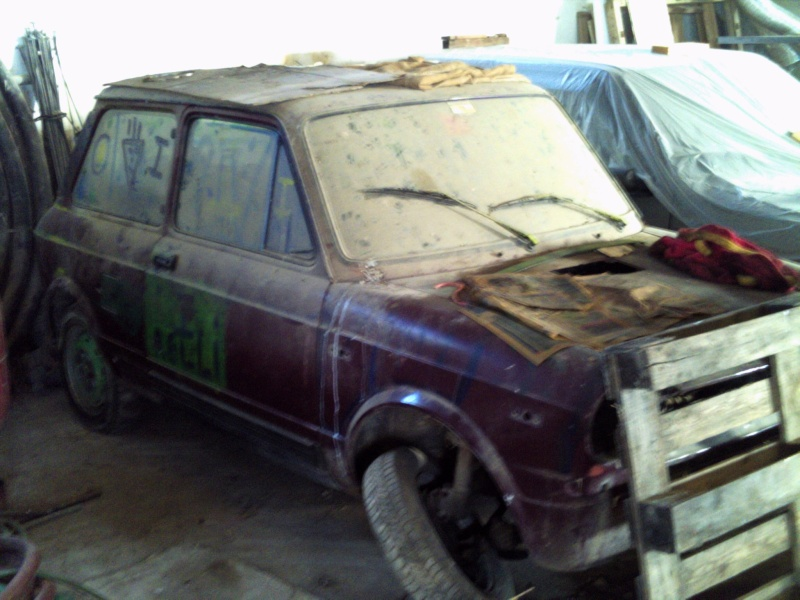 la mia Fiat Uno 1.0 Fire SX 1990 - Pagina 4 Pict0138