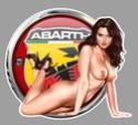 PIN UP SEXY AUTO Ab03310