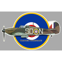 STICKER AVIATION Av03010