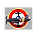 STICKER AVIATION Av03410