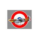 STICKER AVIATION Av03510
