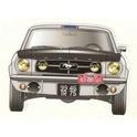 STICKER F AUTO Fa10510