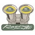 STICKER AUTO L La02210